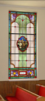 See stained glass in your church digitally